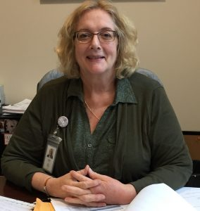 Leslie Crabbe, Nurse Case Manager